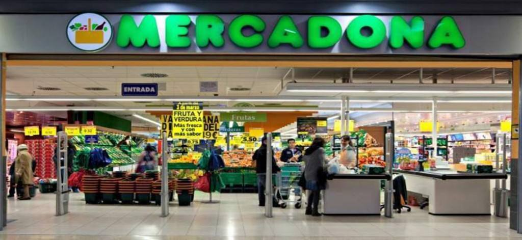Cinco mercados de Madrid, albergan un supermercado Mercadona