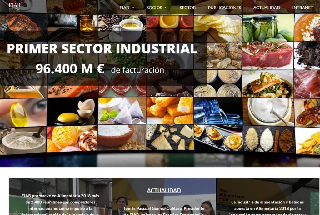 Fiab, presenta su nueva web, más sencilla y social