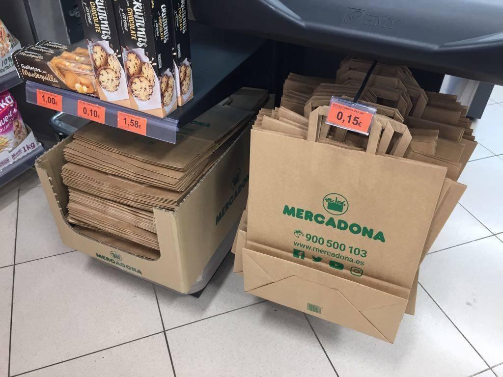 diseño moderno excepcional gama de estilos profesional Las cadenas de supermercados, comienzan a ofrecer bolsas de ...