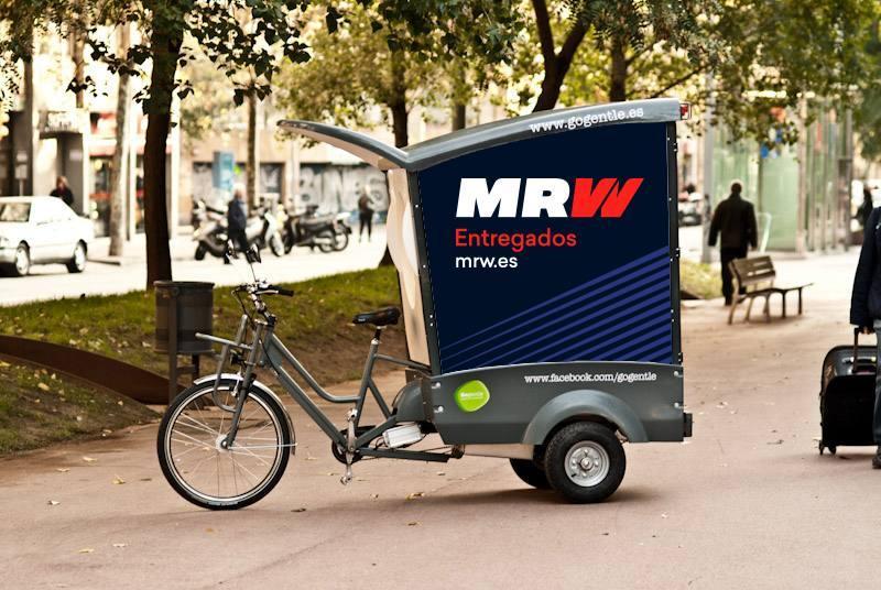 MRW y su apuesta por la entrega con transporte alternativo de emisión cero