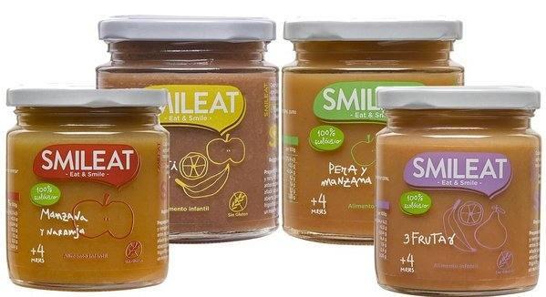 Startups. Smileat, copa ya un 16 % del mercado de alimentación infantil ecológica