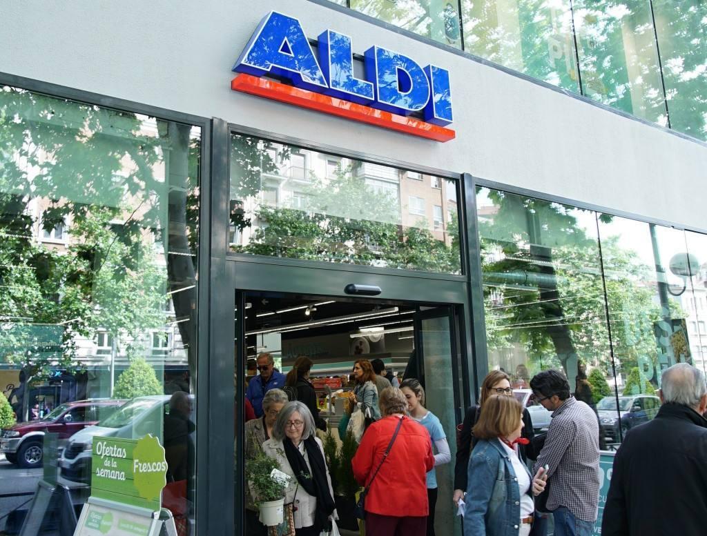 La apuesta de Aldi por los supermercados urbanos
