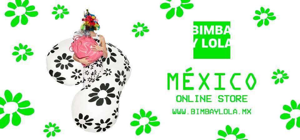 Bimba y Lola, elige México para su primera tienda online en Latinoamérica