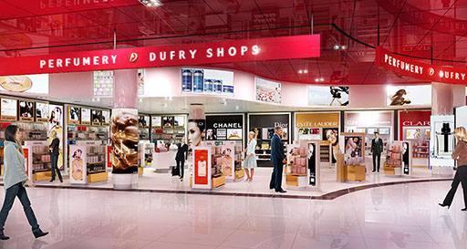 Las tiendas Dufry, se incorporan al programa de fidelización de Travel Club