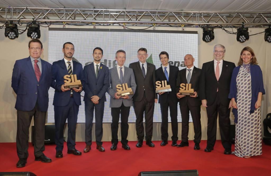 SIL 2018 premia la innovación tecnológica de Zara, Mediamarkt y Ford