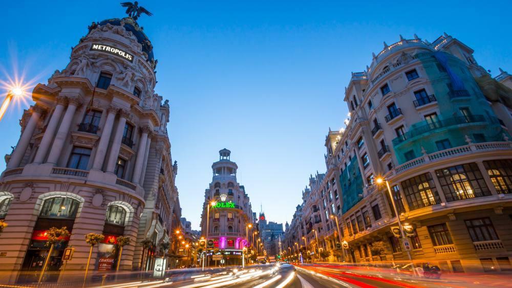Tendencia al alza del precio de alquiler de locales comerciales en Madrid