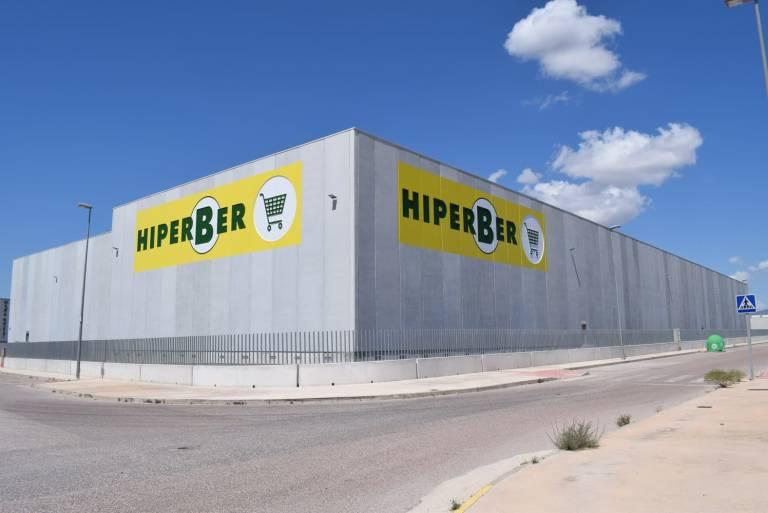 Hiperber, estrena plataforma logística, después de 7 millones de inversión