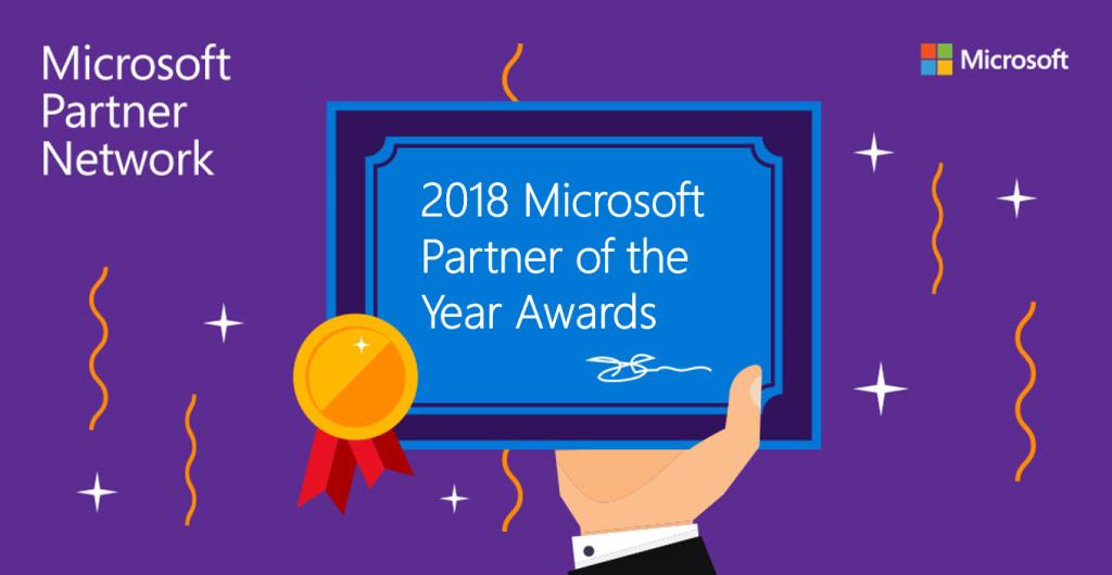 Prodware,  reconocido por Microsoft como partner del año 2018 para España