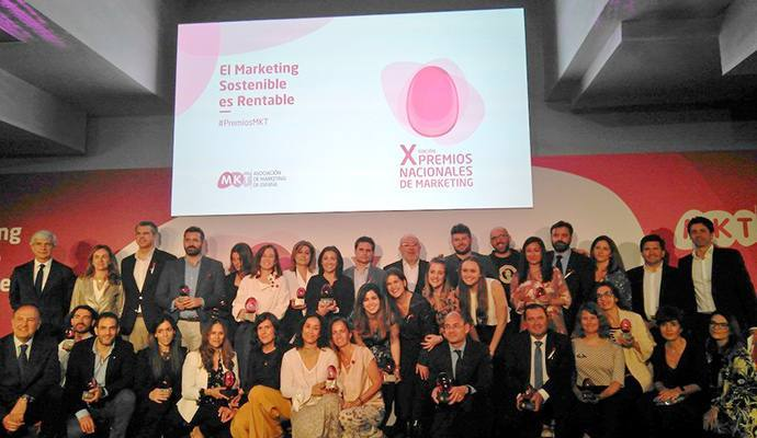 Central Lechera Asturiana, estrella en los Premios Nacionales de Marketing