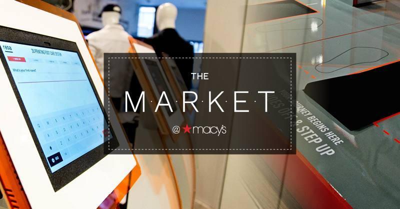 Innovación Retail. ¿ Qué es The Market @Macy's y quién es B8ta su nuevo socio?