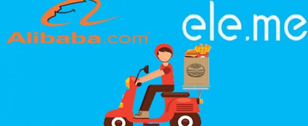 Alibaba, revoluciona el delivery con ele.me. Entrega en 20 minutos con drones