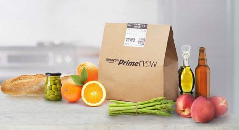 Amazon Prime Now, amplia en Valencia, las zonas de entrega en verano