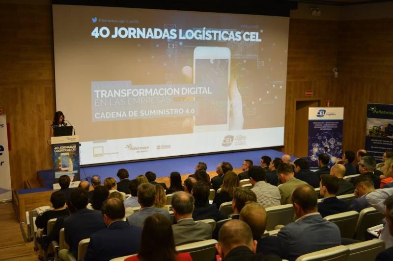 40 Jornadas CEL. En el sector logístico, la innovación no para
