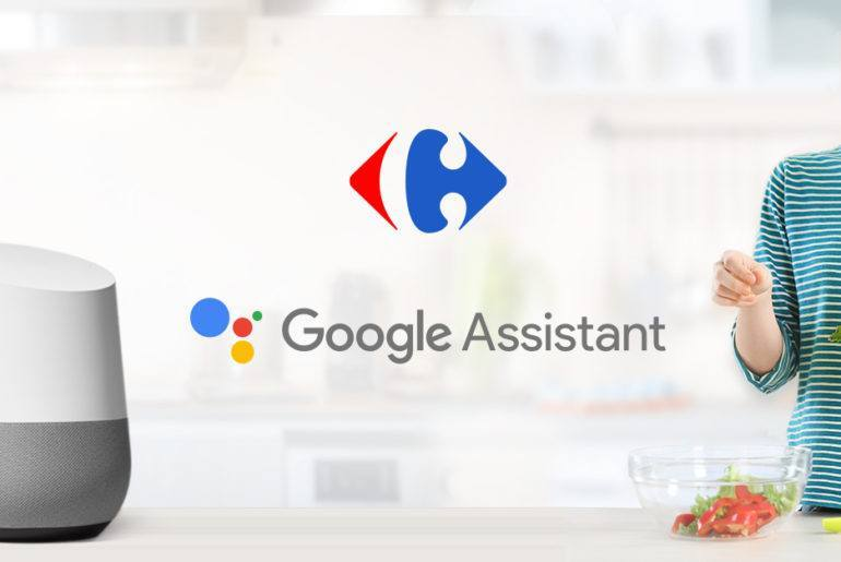 carrefour-google-assistant
