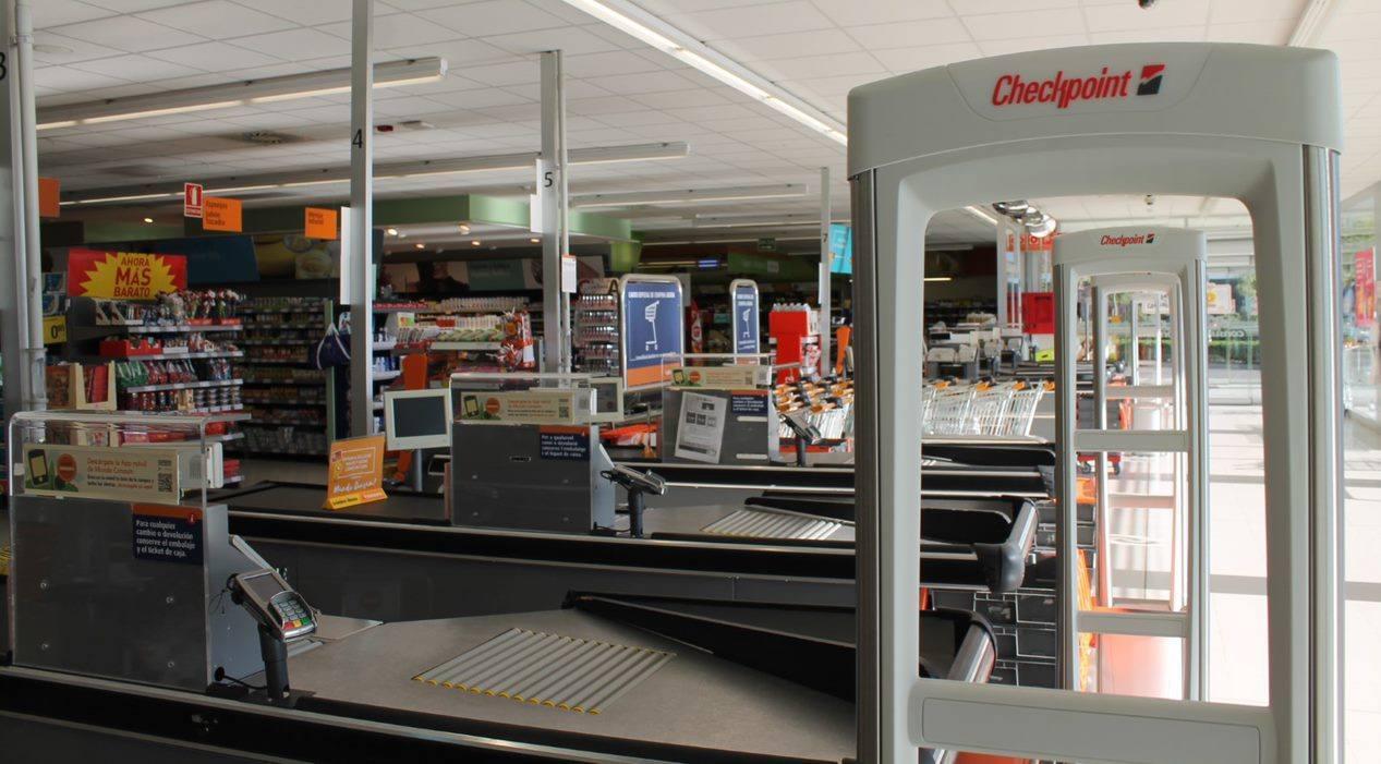 Consum confia en Checkpoint Systems su seguridad antihurto frente a inhibidores de frecuencia