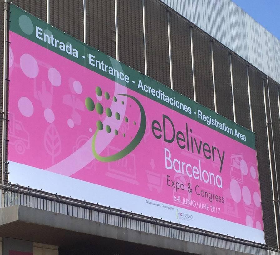 eDelivery Barcelona. Tecnología, la gran revolución de la entrega