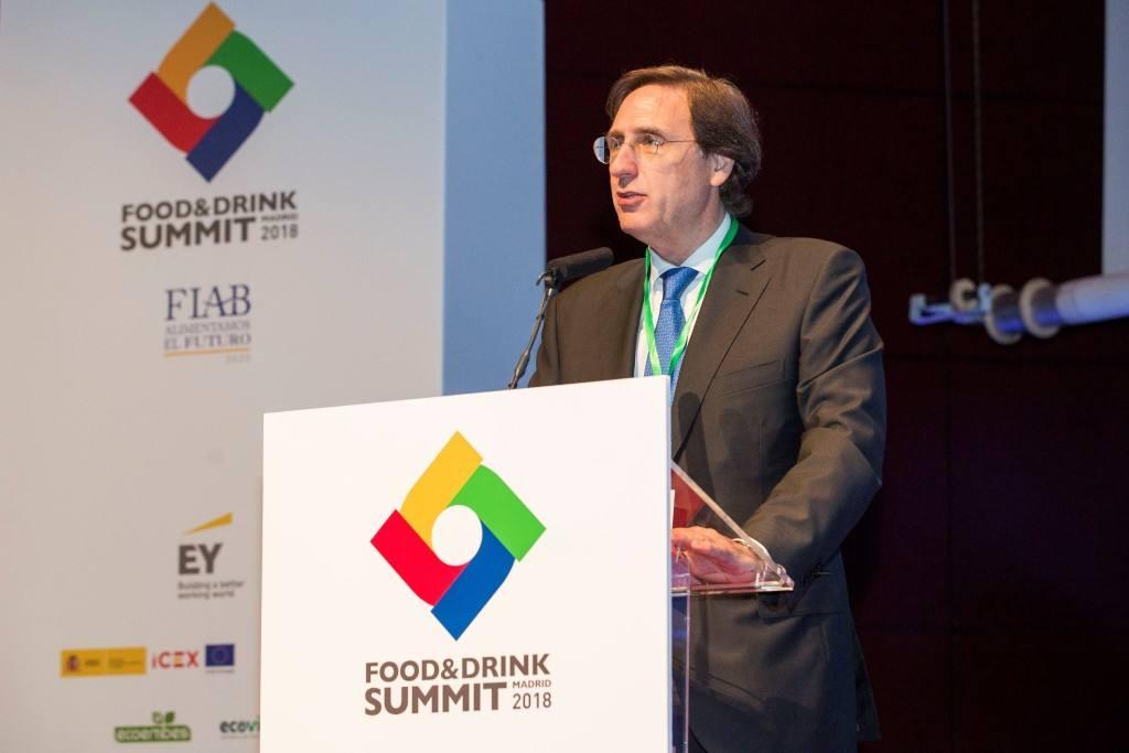 Madrid Food&Drink Summit, los valores de la industria de alimentación