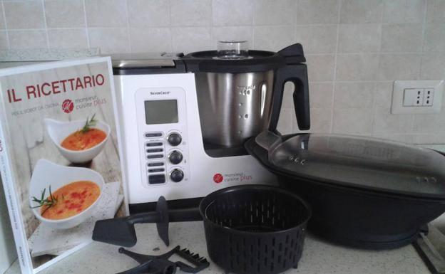 Lidl, arrasa en redes con su robot de cocina, barato e interactivo, antes de ponerlo a la venta