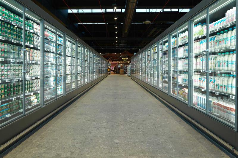 Los supermercados de Asedas, doblan la inversión en eficiencia energética