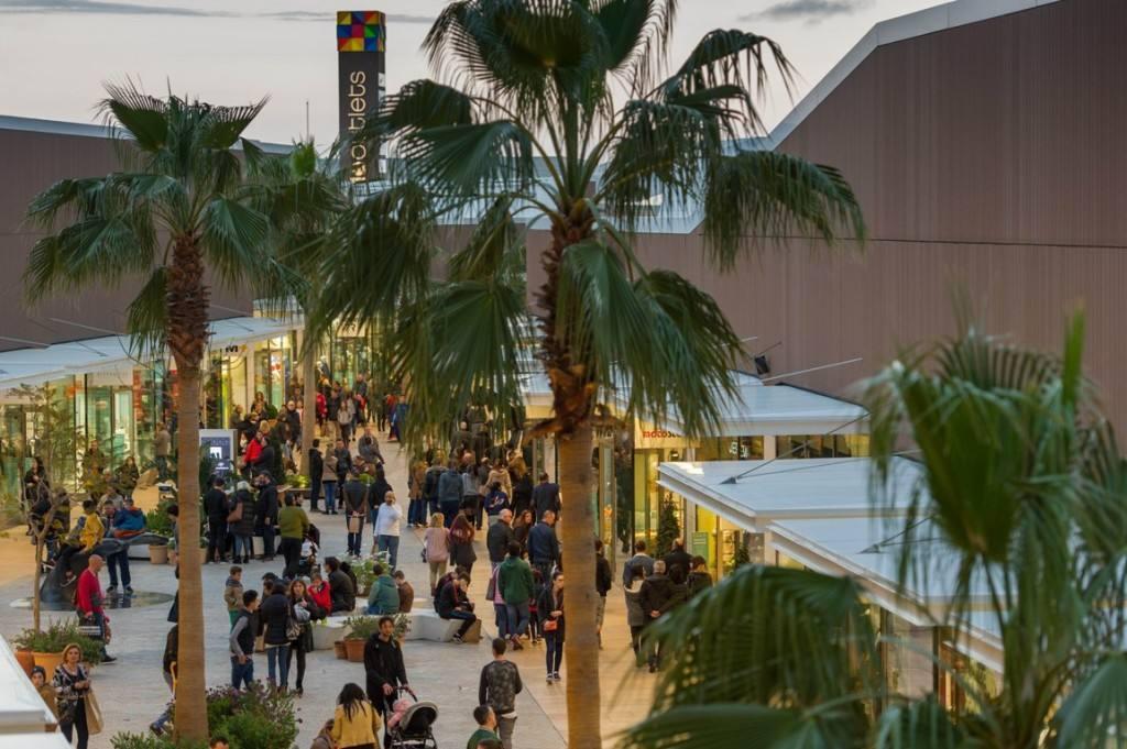 Viladecans The Style Outlets, destino de compras. Un 13% más ventas en el primer semestre