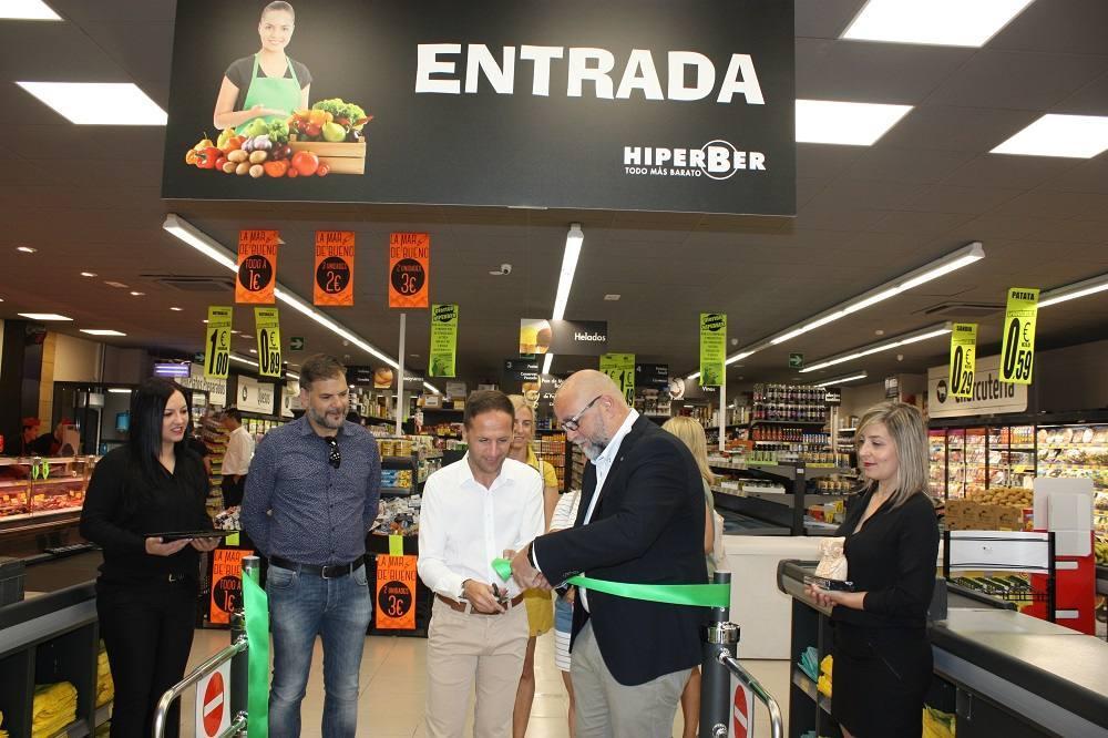 Hiperber crea 12 empleos, en su primera apertura del año