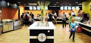 Restauración para viajeros, un sector en alza con cuatro años de crecimiento
