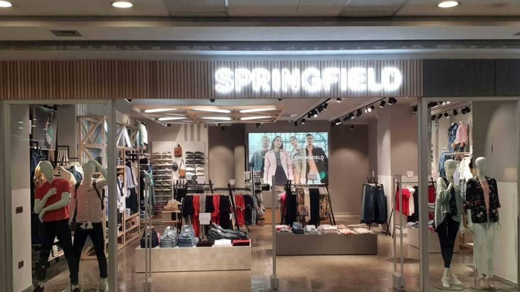 Tendam llega a Irak con Cortefiel, Springfield y Women'secret