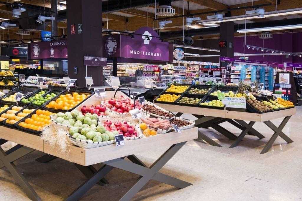 Caprabo crece con cinco nuevos supermercados