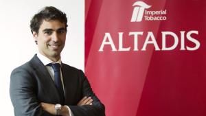Jon Fernández de Barrena, nuevo presidente de Altadis