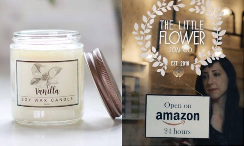 """Lo último. """"Amazon Storefronts"""", escaparates personalizados para pymes"""
