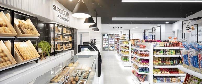 El Corte Inglés y Repsol proyectan 1.000 tiendas Super Stop&Go