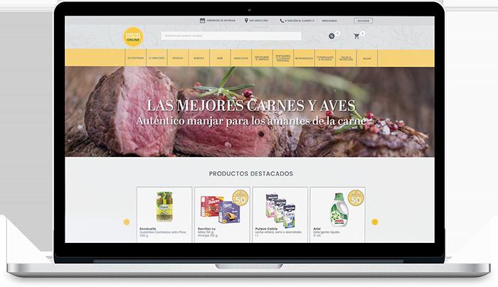 Sánchez Romero en la ruta omnicanal. Ecommerce, app y nuevos canales digitales