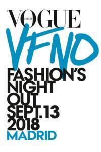 Vogue Fashion's Night Out Madrid,  con 150 tiendas participantes