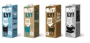Las bebidas de avena de Oatly,  aterrizan en Caprabo, Alcampo, El Corte Inglés e Ikea
