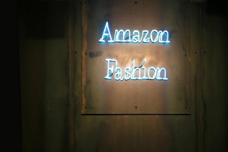 Amazon lleva su moda a pie de calle. Próxima tienda en Londres