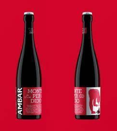 Ambar Monte Perdido, primera cerveza con microflora del exclusivo parque aragonés