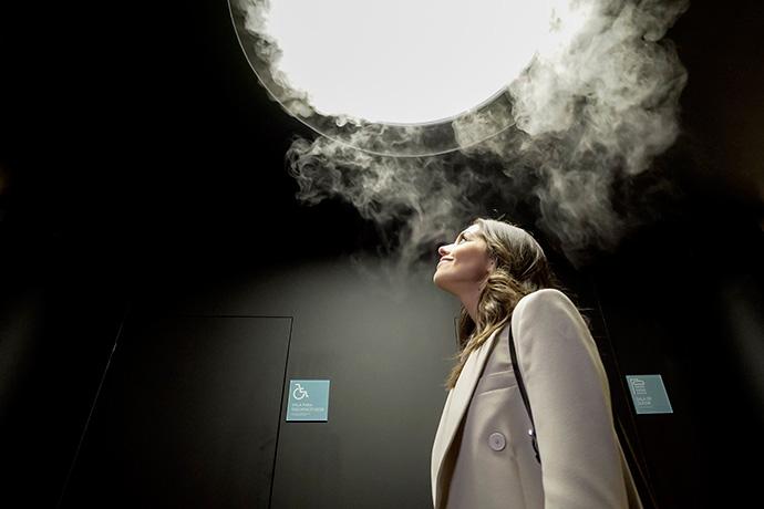 La Vaguada estrena espacios con ducha y baño de vapor