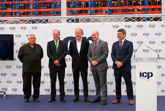 ICP Logística abre un nuevo almacén en Guadalajara