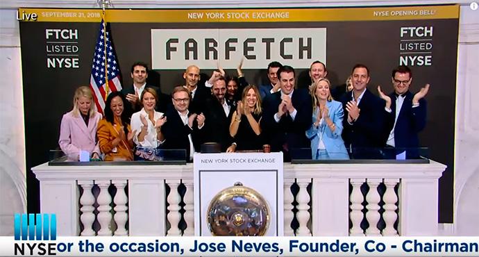 Farfetch, sin miedo al ecommerce del lujo. ¿Un diamante en bruto?