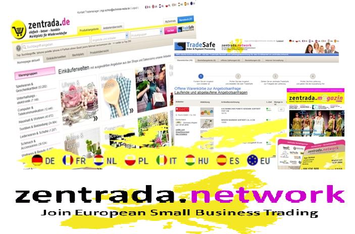 """Zentrada y  CEC, lanzan en España el portal B2B """"SomosCompra"""""""