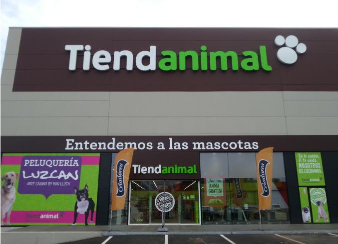 Tiendanimal sigue su expansión con nueva tienda en Madrid