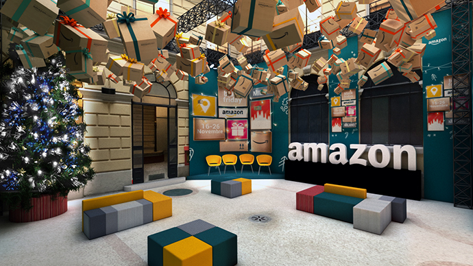 Amazon abre su tercera 'pop up store' europea en Madrid