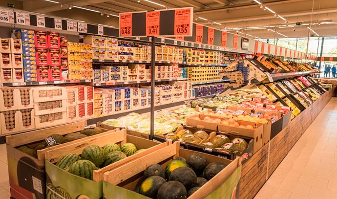 Lidl suma diez nuevos supermercados en noviembre