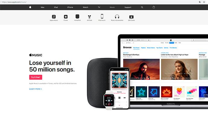 Apple, el retailer online más seguro