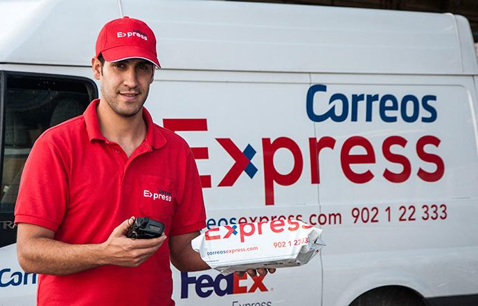 correos-express-repartidor
