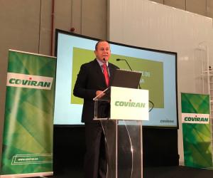 Covirán abre plataforma logística en Sabadell para productos frescos