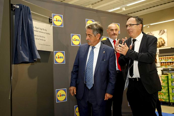 Lidl inaugura tres nuevas tiendas en España