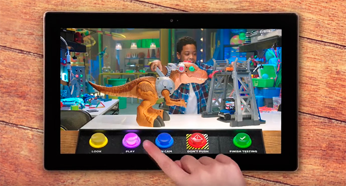Conoce 'Toy Lab', el laboratorio de juguetes de Walmart