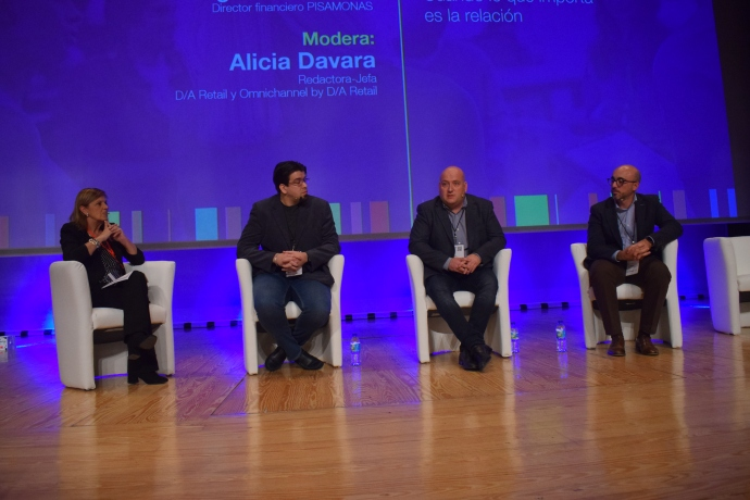 mesa redonda Madrid Retal Congress 2018