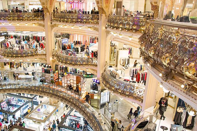 Galeries Lafayette, Retailer del Año en los premios MAPIC